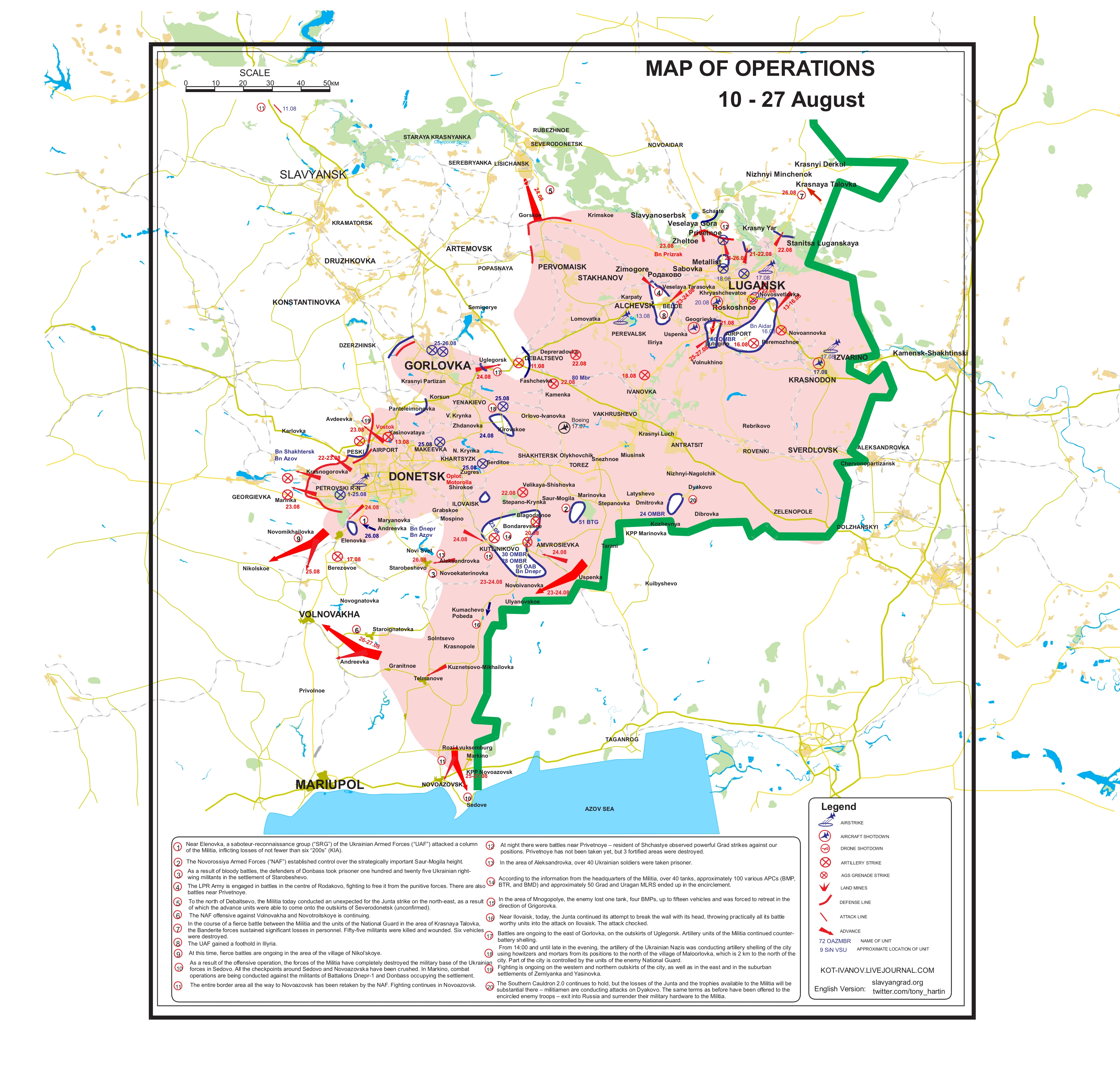 Map of hostilities 27082014 slavyangrad kartaahartin27aug gumiabroncs Image collections